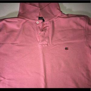 Pink Polo Jeans Polo Shirt Ralph Lauren Medium